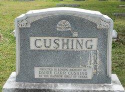 Daisie <I>Carr</I> Cushing