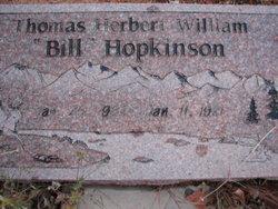 """Thomas Herbert """"Bill"""" Hopkinson"""