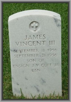 James Vincent Cuff, III