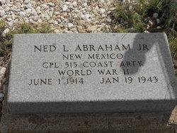 CPL Ned Louis Abraham, Jr