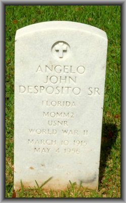 Angelo John Desposito, Sr
