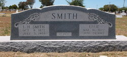 Effie <I>Dean</I> Smith