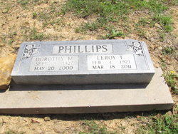 "Leroy Thomas ""Tommy"" Phillips"
