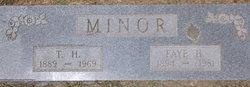 Faye <I>Hardeman</I> Minor