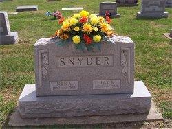 Nina Pearl <I>Cash</I> Snyder