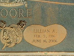 Lillian A Moore