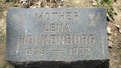 "Carolena ""Lena"" <I>Schulz</I> Holkenburg"