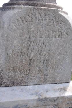 Emily Reid <I>McNeil</I> Ballard