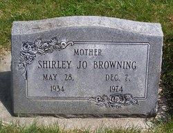 Shirley Jo Browning