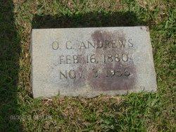 Oliver Gaston Andrews