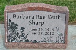 Barbara Kent Sharp