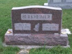 Jesse Edwin Berkheimer
