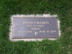 "Joseph S ""Uncle Joe"" Majikes"