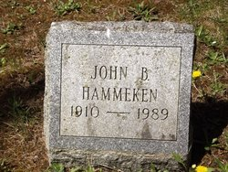 John B. Hammeken