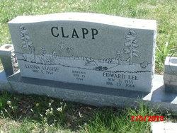 Edward Lee Clapp