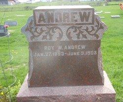 Roy W Andrew