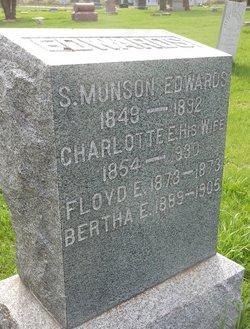 """Charlotte E. """"Lottie"""" <I>Clarke</I> Edwards"""