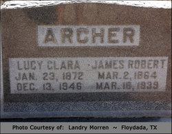 Lucy Clara <I>Humphrey</I> Archer