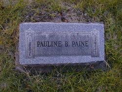Pauline B. Paine
