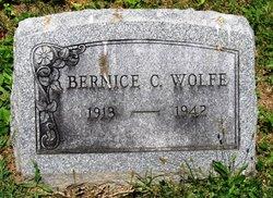 Bernice C. Wolfe