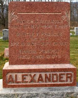 Matthew G. Alexander