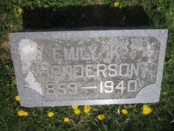 Emily Kate <I>O'Bannon</I> Henderson