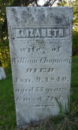 Elizabeth Chapman