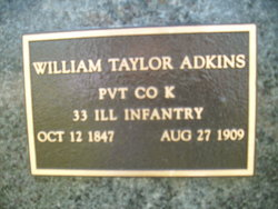 William Taylor Adkins
