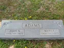 John W Adams