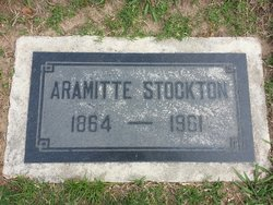 Aramitte <I>Brown</I> Stockton