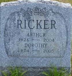 Dorothy Ricker