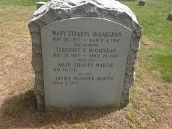Mary B <I>Stearns</I> McGaughan