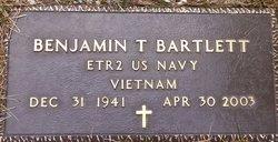 Benjamin T. Bartlett