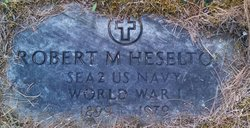 Robert M. Heselton