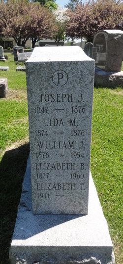 Elizabeth B Proud