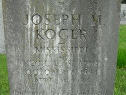 Joseph M Koger