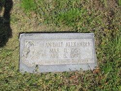 Alan Dale Alexander