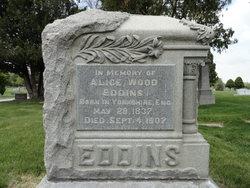 Alice <I>Wood</I> Eddins