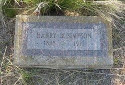 Harry Howard Simpson, Jr