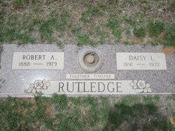 Daisy Lee <I>Lawson</I> Rutledge