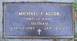 "Michael F ""Mike"" Alger"
