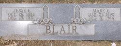 Jessie Edward Blair