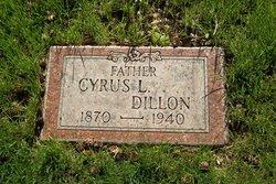 Cyrus L Dillon