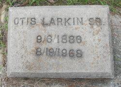 Otis Larkin, Sr