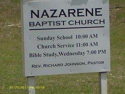 Nazarene Baptist Church Cemetery