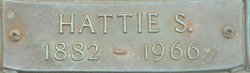 Hattie <I>Stowe</I> Lawing