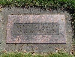 John Walter Underwood