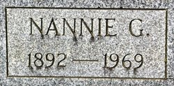 Nannie G. Trower