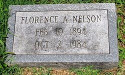 Florence A. Nelson