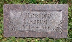 Aaron Hansford Landrum